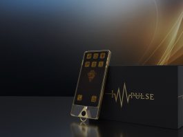 Privacy is the new order - or the newest privacy trend set by IMpulse K1 Phone