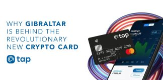 Why Gibraltar is Behind The Revolutionary New Crypto Card