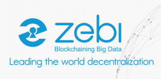 Zebi Blockchain and Big Data Firm Announce Mainnet Launch and New Products for 2019