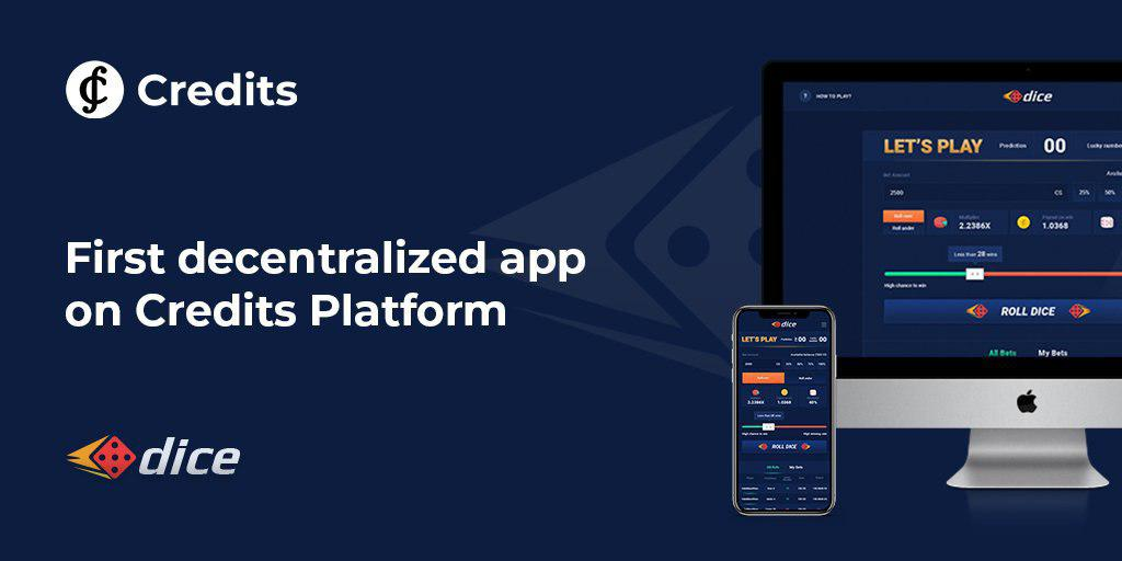 New Dapp Platform has showcased its first decentralized application