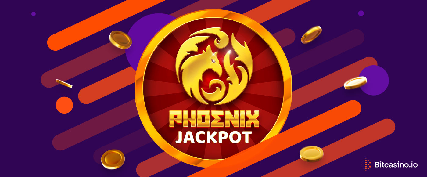 Bitcasino Unveils Phoenix Jackpot Game and New Exciting