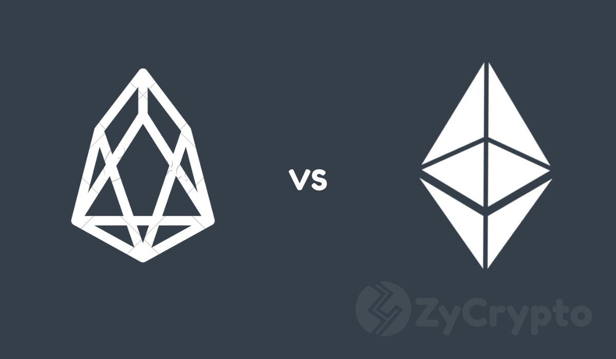 The Ethereum Killer: Here's Why EOS Couldn't Take On ETH