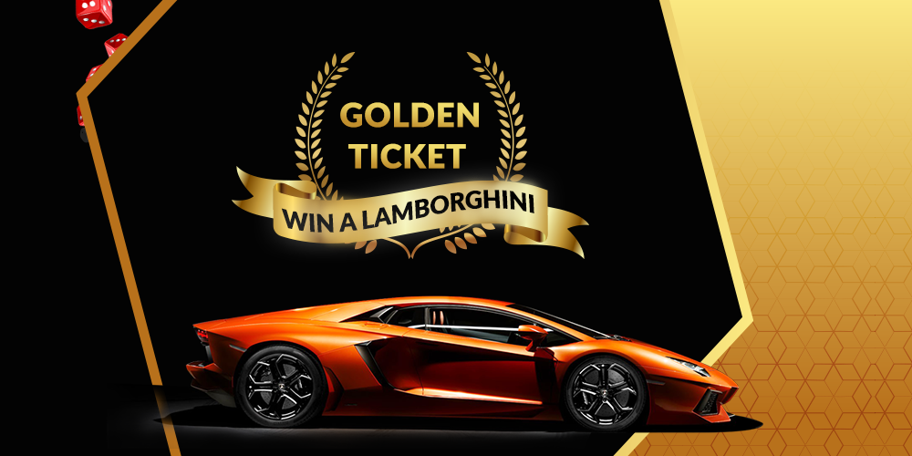 FreeBitco.in Launches Lamborghini Giveaway in its Golden Ticket Contest