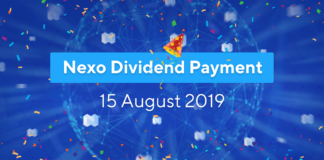 NEXO Token Holders Receive US$2,409,574.87 in Dividends