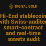 Digital Gold Launches New Gold-Backed Stablecoin