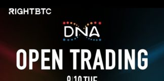 Metaverse DNA Token Now Live On RightBTC Exchange