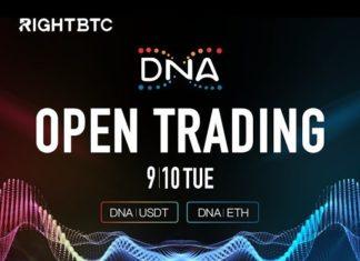 Metaverse DNA Token Now Live On RightBTC Exchange