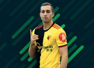 Sportsbet.io Extend Partnership Deal Watford FC to Put Bitcoin Logo on Home Kit
