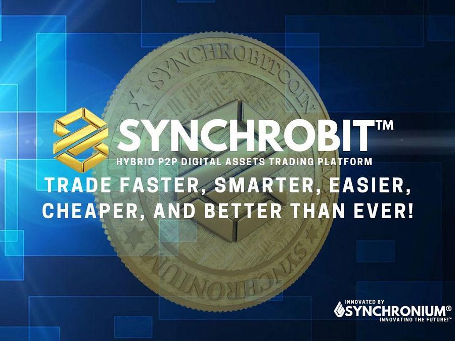 SynchroBit™, the Revolutionary Innovative Hybrid Trading Platform