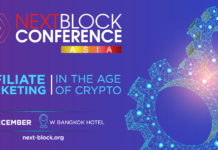 Bangkok to Host NEXT BLOCK Asia Summit in December