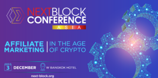 Bangkok to Host NEXT BLOCK Asia Summit in December