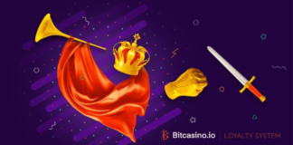 Bitcasino.io Now Rewards Players for Wins and Losses Via its New Loyalty Club Program