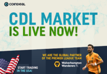 Global partner of the Premier League Team opens 13 crypto markets in the USA market for its CoinDeal Token