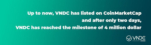VNDC Aims to become the representative Of Vietnam on the global stablecoin market