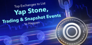 Top Exchanges to List Yap Stone, Trading and Snapshot Events to Happen