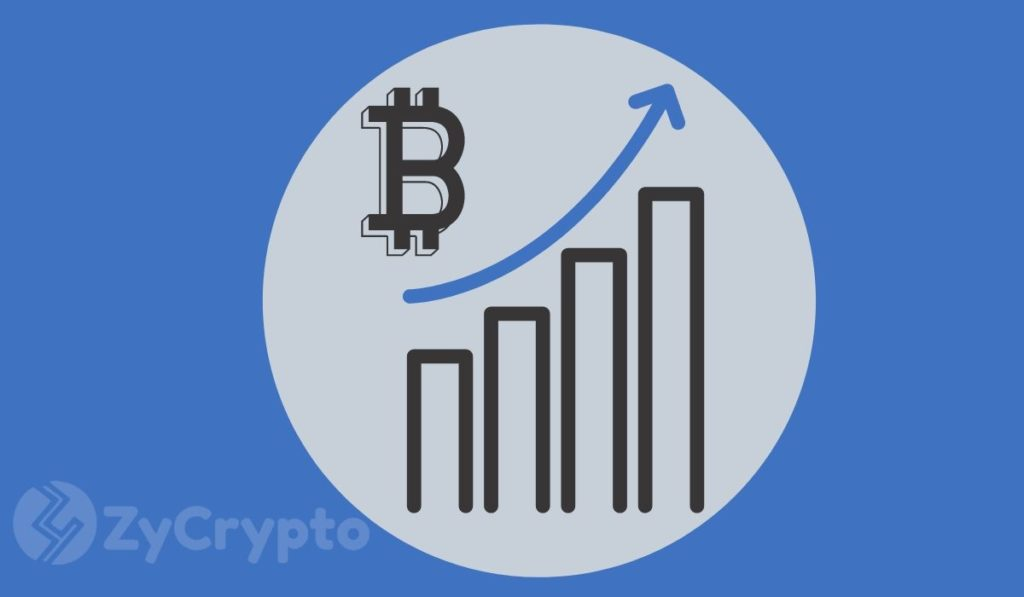 On Path To Greatness: Bitcoin Addresses With More Than 0 BTC Hits All-Time High