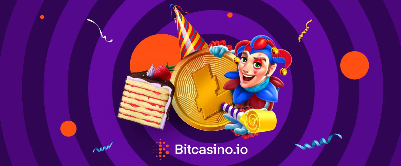 Bitcasino Launches Massive Crypto Giveaway Event to Commemorate its Sixth Anniversary