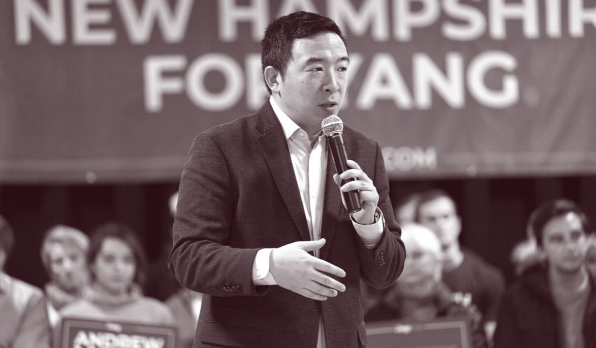 Bitcoin Supporter Andrew Yang Drops Out Of US Presidential Race, Cites Dismal Following
