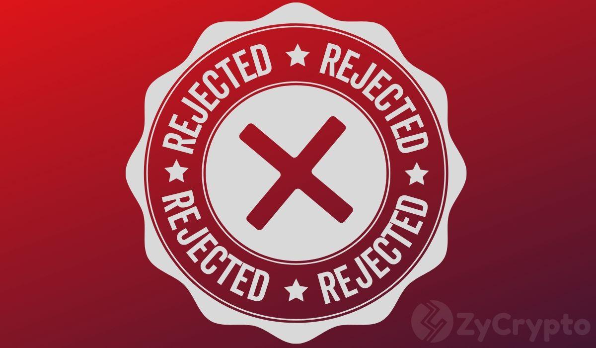 No ETF: SEC Rejects The Wilshire Phoenix Bitcoin ETF Proposal