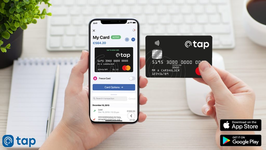 Tap Globals' TAP APP goes fully live