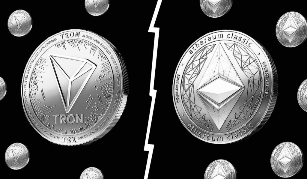 Tron vs Ethereum: 5 Things You Need to Know
