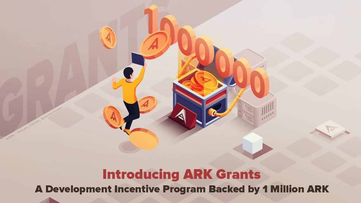 ARK Launches Grants Program Backed by 1Million ARK Tokens