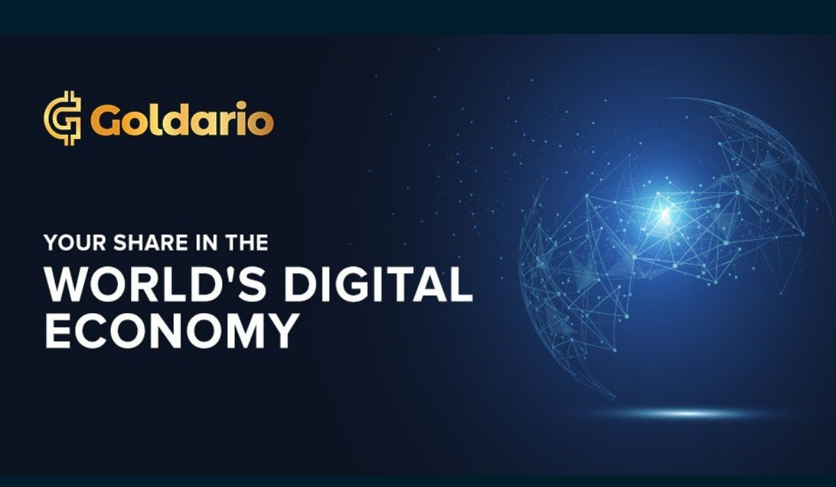 Goldario - A Digitized Share To Transform The World Digital Economy
