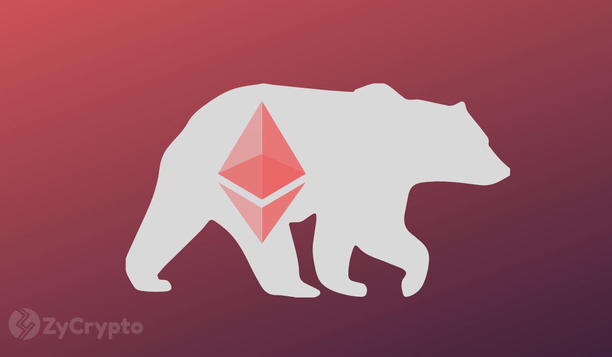 Ethereum On Long Term Bearish Trend Under $150, Analyst Warns