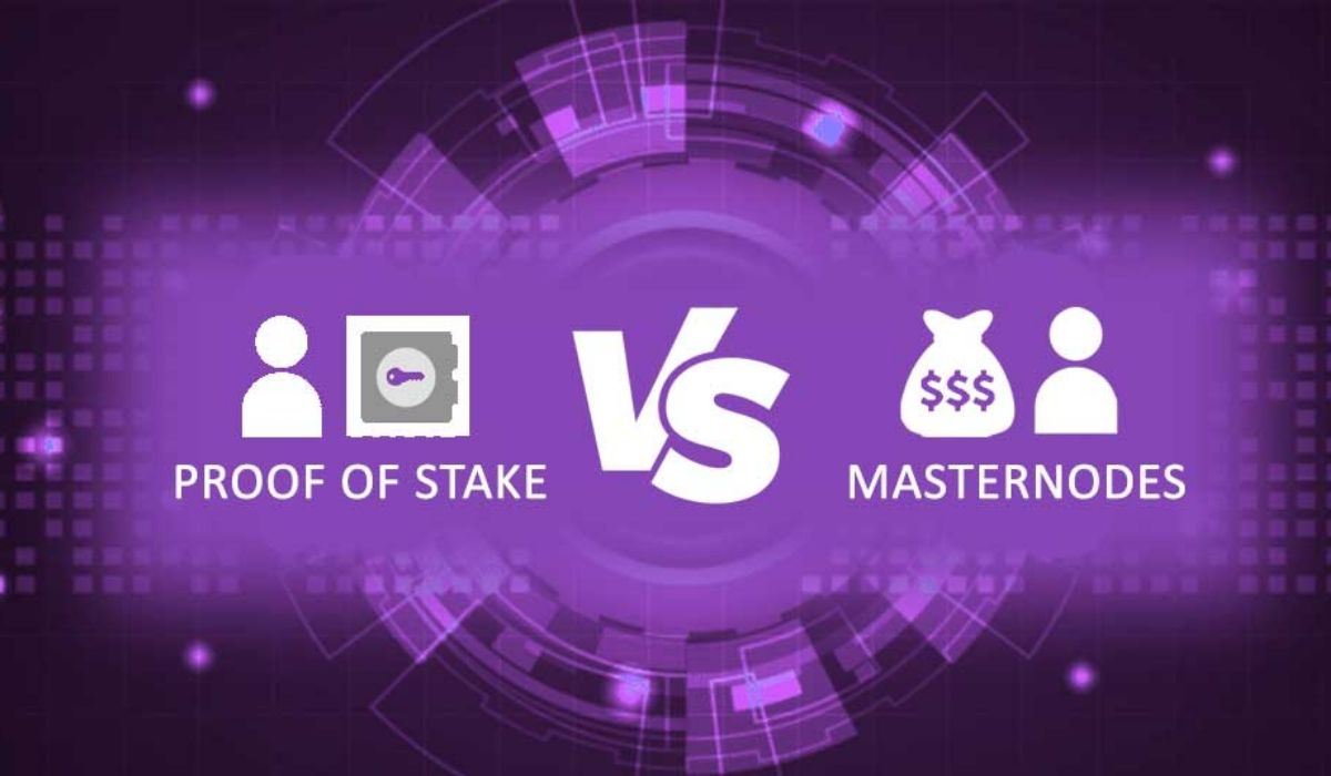 POS vs. Masternodes: What's the Difference?