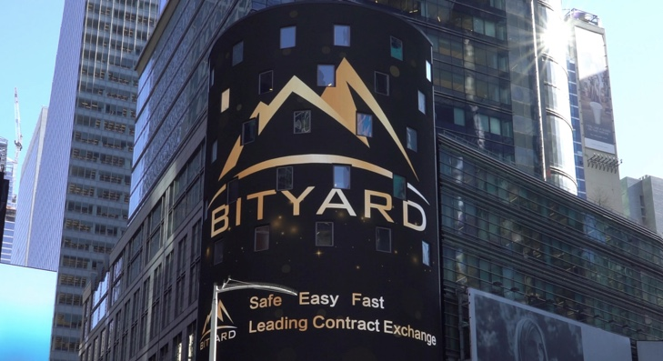 Bityard Digital Contract Trading Platform Launches with a $258 Sign Up Bonus for Users