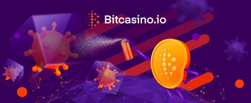 Bitcasino Raises 20 BTC in its Crypto Vs COVID-19 Donations Campaign