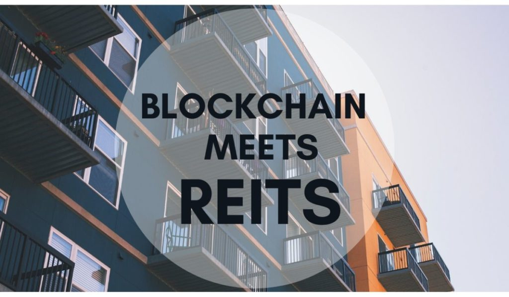 Buying and Trading Real Estate Online with Blockchain
