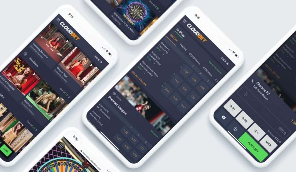 Cloudbet Launches New Website with Exciting Features