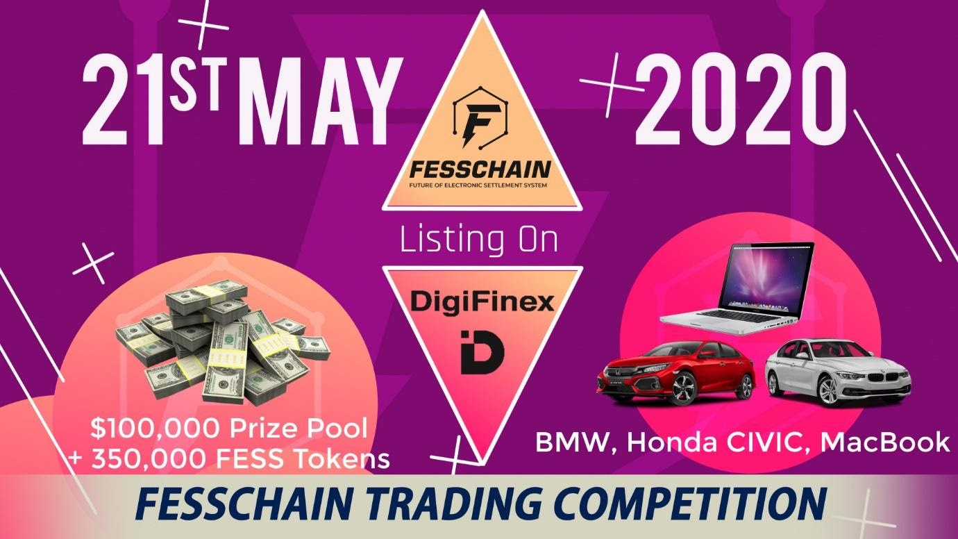 FESSChain announces 'Hottest Crypto Trade Fest of the Year 2020'