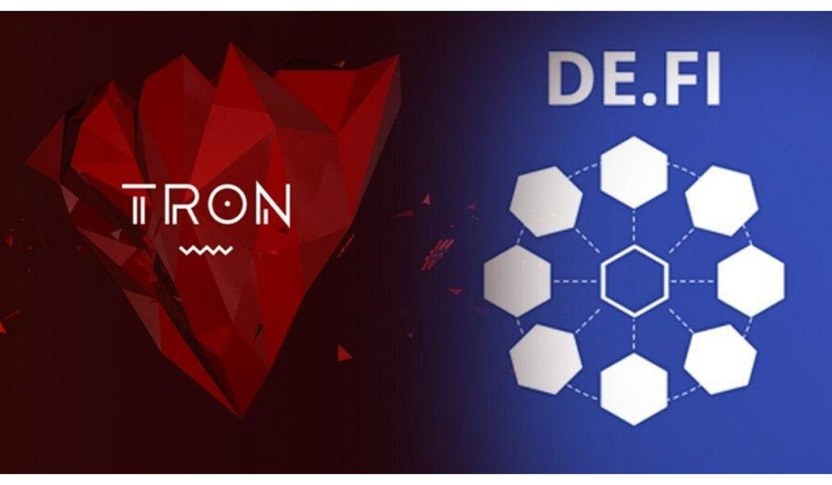 Tron Launches New DeFi Initiative JUST