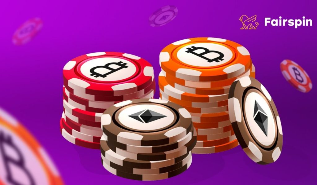 90,000 ETH of Winnings, New Providers, and Live Casino at the Fairspin Blockchain Casino