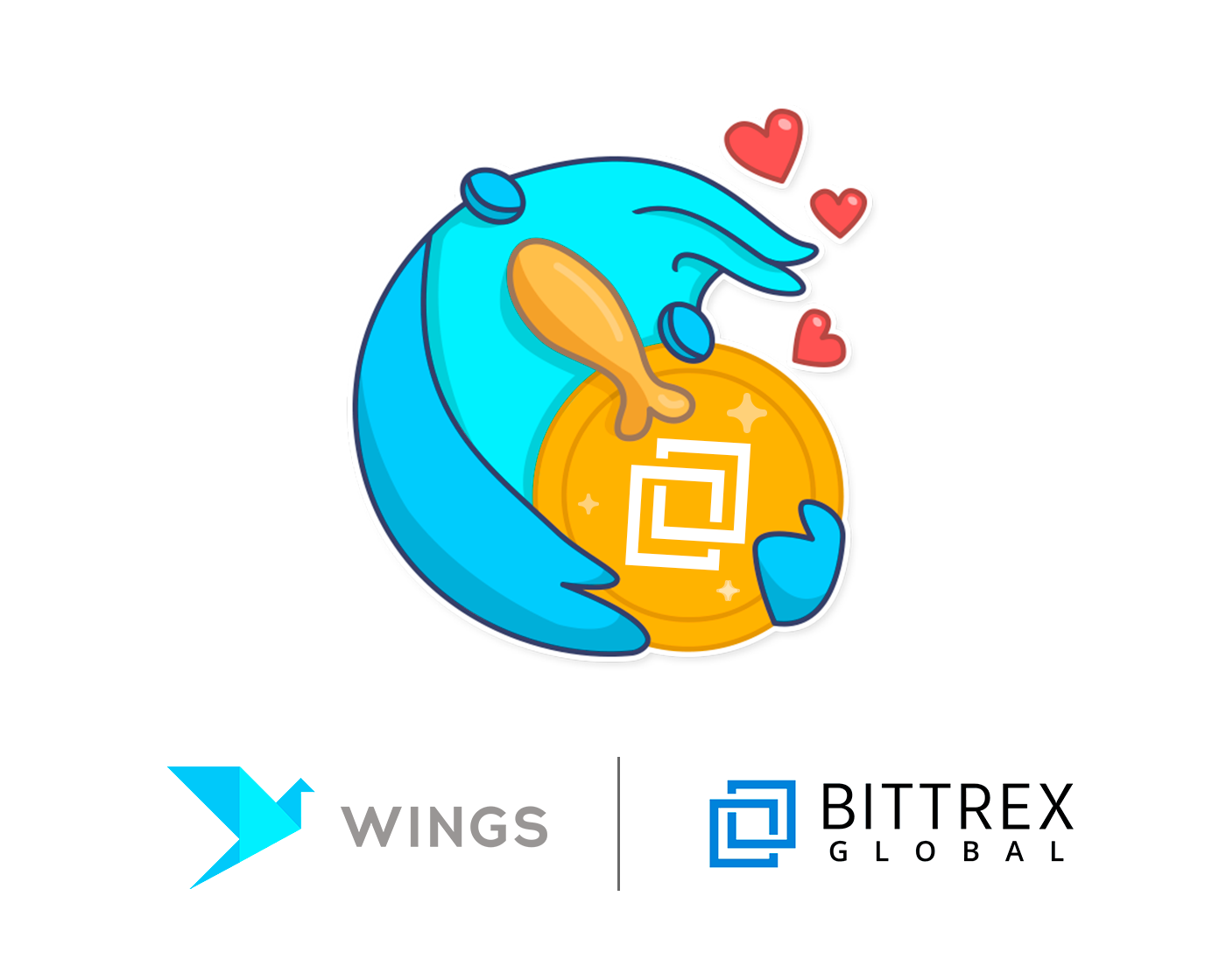 Leading US Crypto Exchange Bittrex Lists WINGS