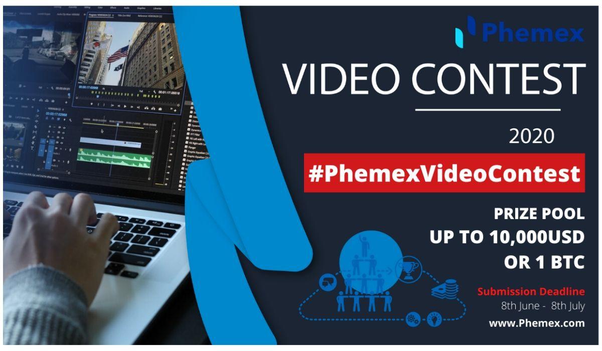 Phemex announces Video Competition