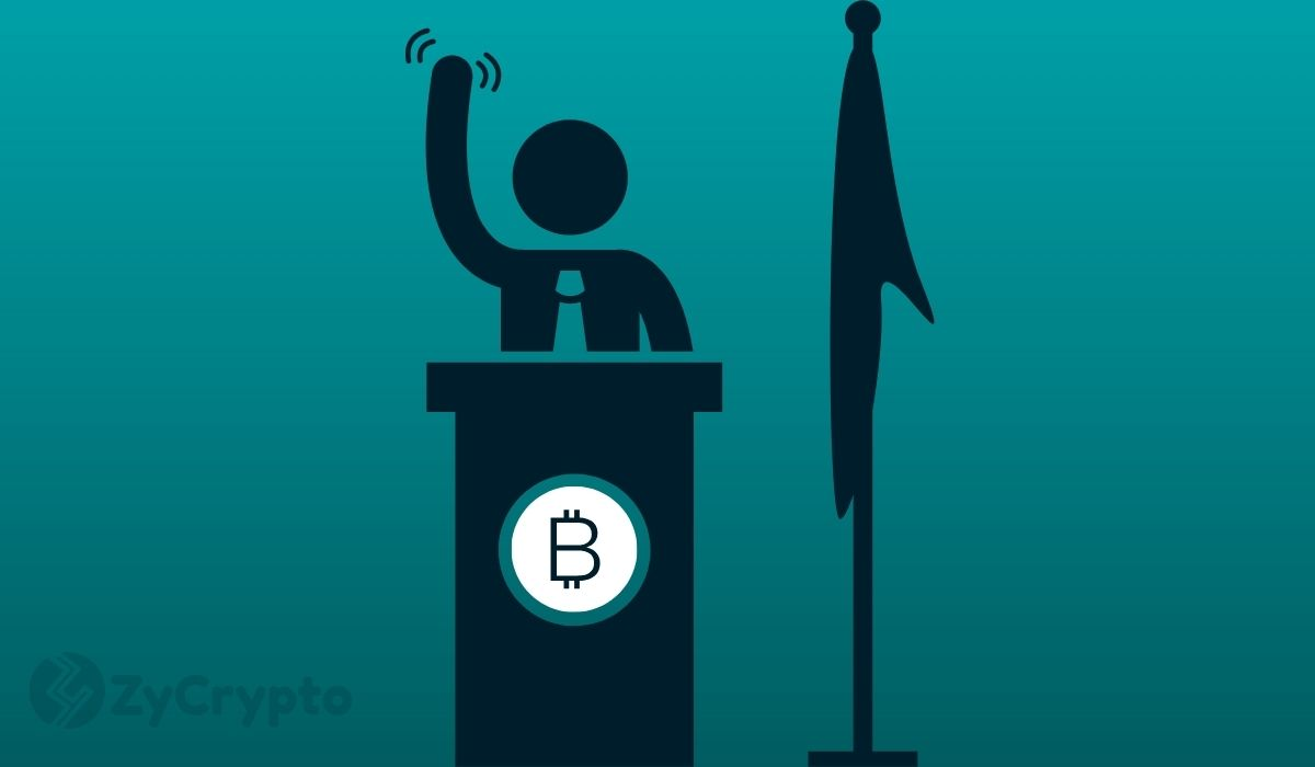 Anthony Pompliano and Binance CEO CZ are looking forward to a Bitcoiner becoming President