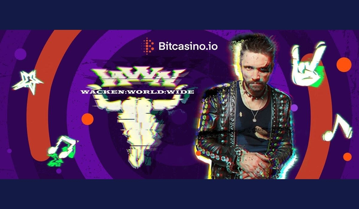 Bitcasino Partners with Wacken World Wide to Bring a Free 3-Day Virtual Metal Concert