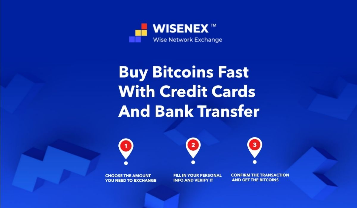Wisenex crypto exchange – your portal to the world of cryptocurrencies