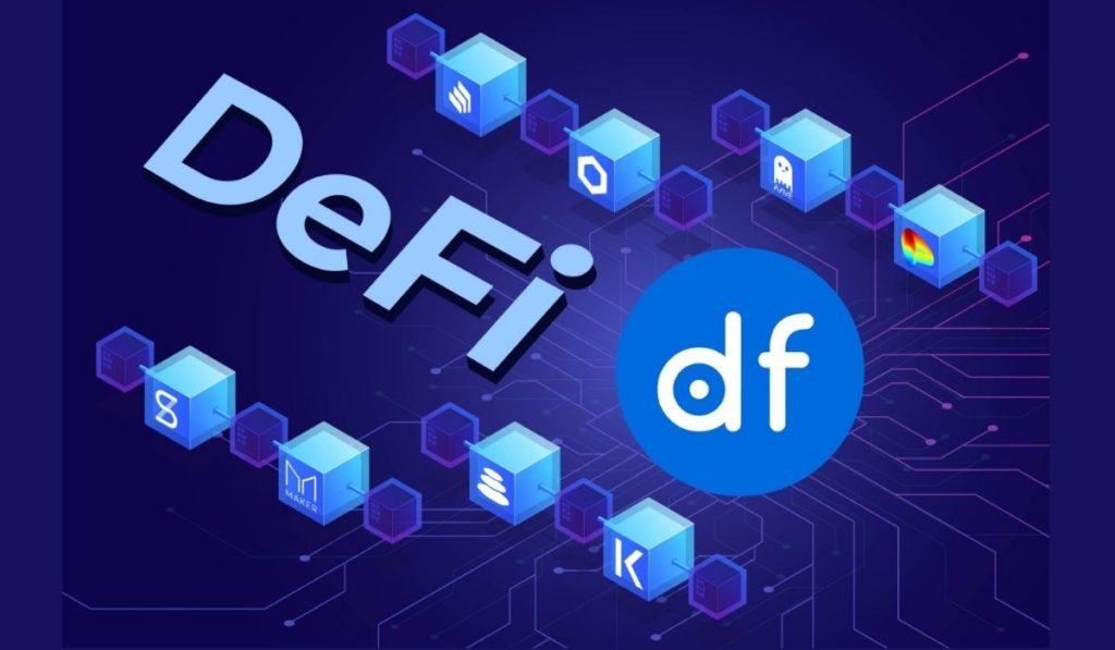 Dfinance - A Layer 2 Blockchain Network built for DeFi