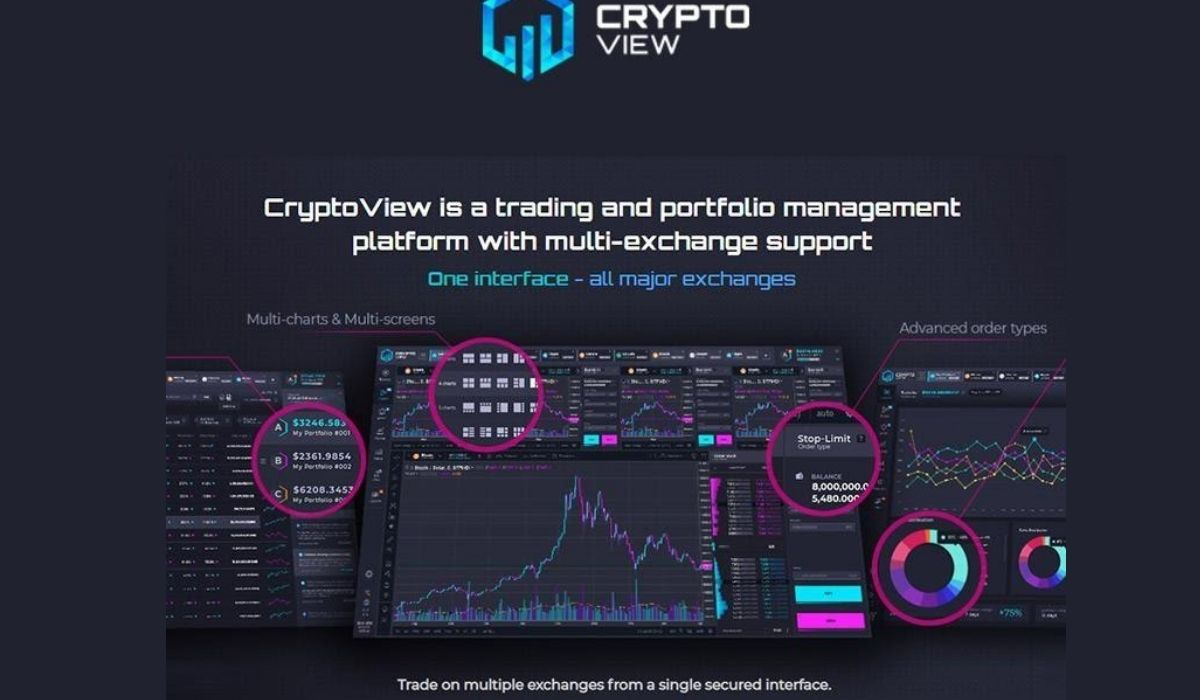 Everything you need to know about CryptoView – an all-in-one solution for crypto trading and portfolio management