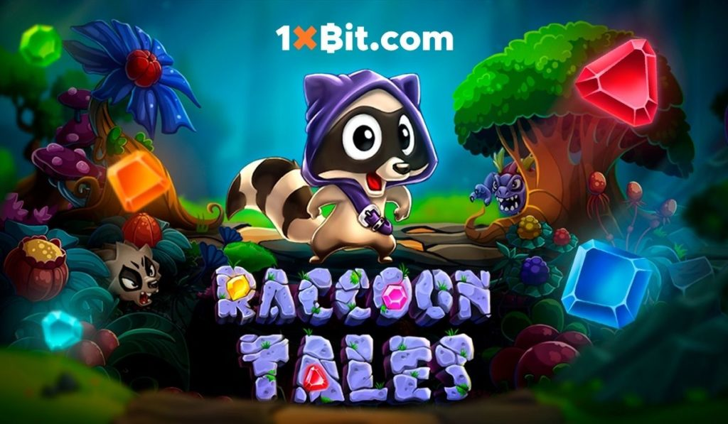 """New Slot Tournament """"RACCOON TALE"""" - Could You Be the First Winner?"""