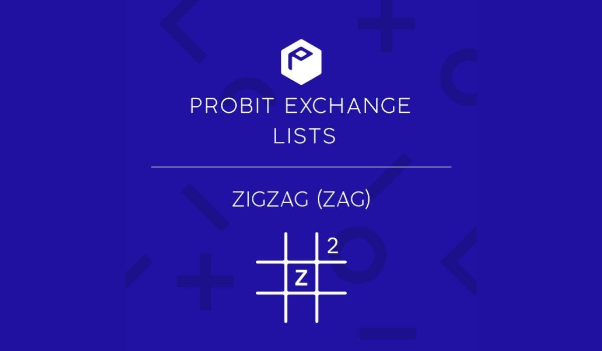 DeFi Lending Platform ZigZag to Start Trading on ProBit Exchange October 16