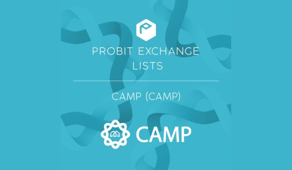 Social Welfare Business Camp Global Lists CAMP on ProBit Exchange