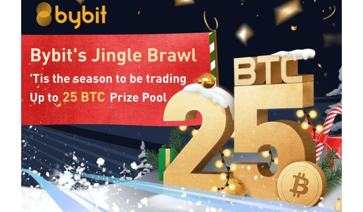"Bybit Kicks Off the Holiday Season With Trading Competition ""Bybit's Jingle Brawl"""