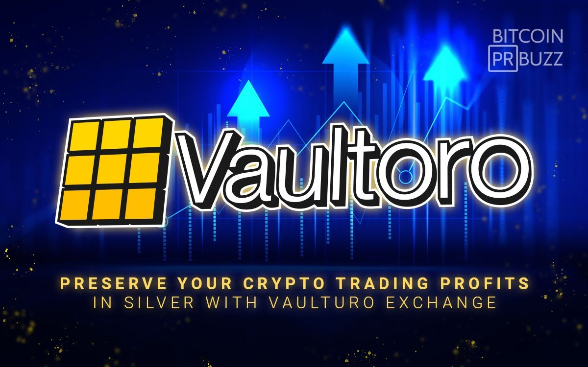 Crypto Exchange Vautoro Launches Support for Silver