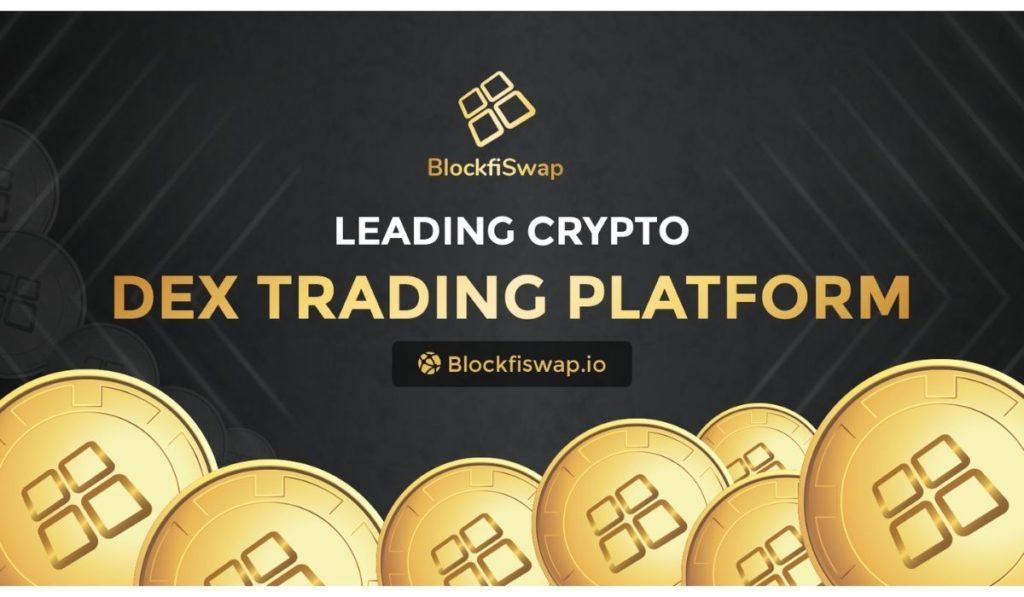 BlockfiSwap – Leading Decentralized Automated Exchange Platform