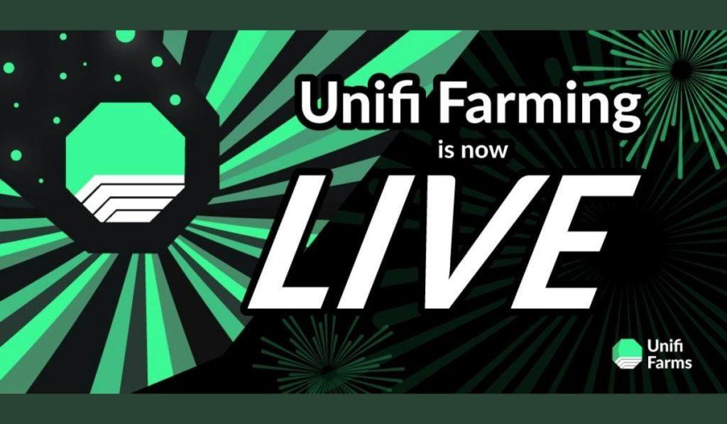 Unifi Farms beta launches on Unifi Protocol to pioneer no-stake farming